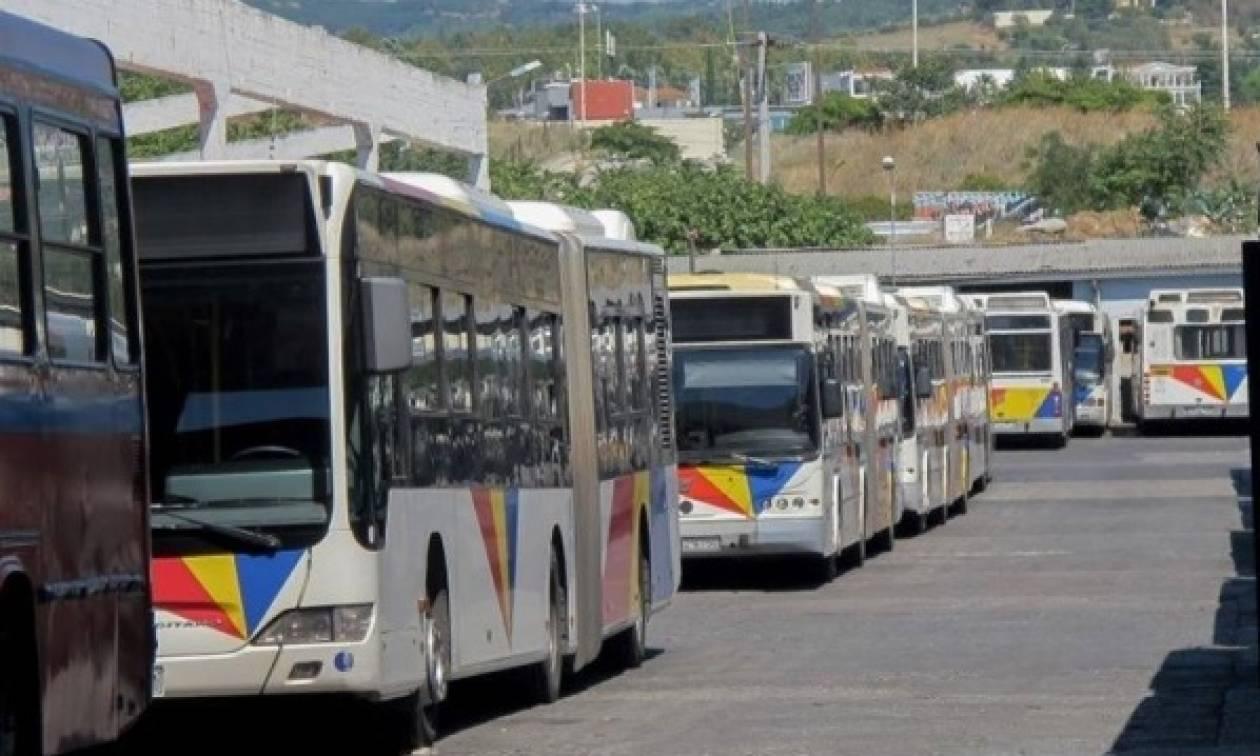 Στην κυκλοφορία 520 λεωφορεία στη Θεσσαλονίκη σε ένα μήνα