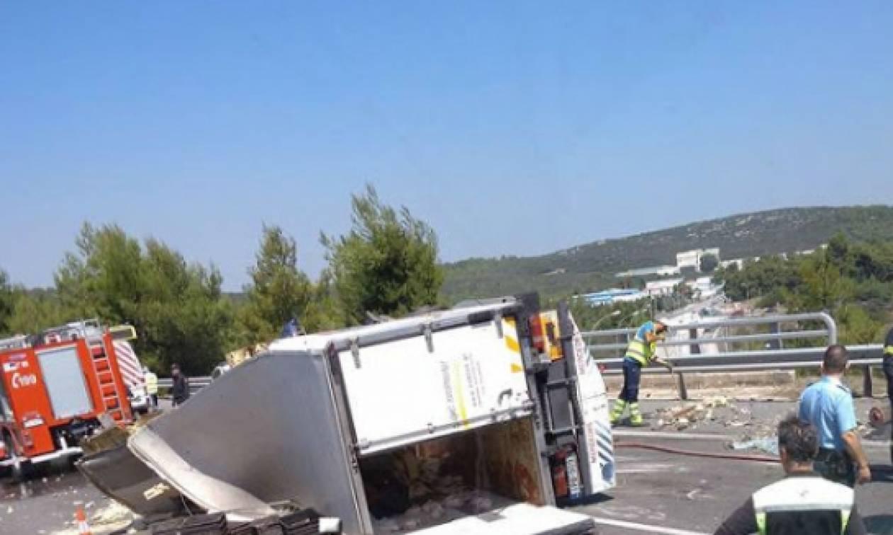 Εύβοια: Θρήνος για τον Κώστα Λύρα που σκοτώθηκε σε τροχαίο