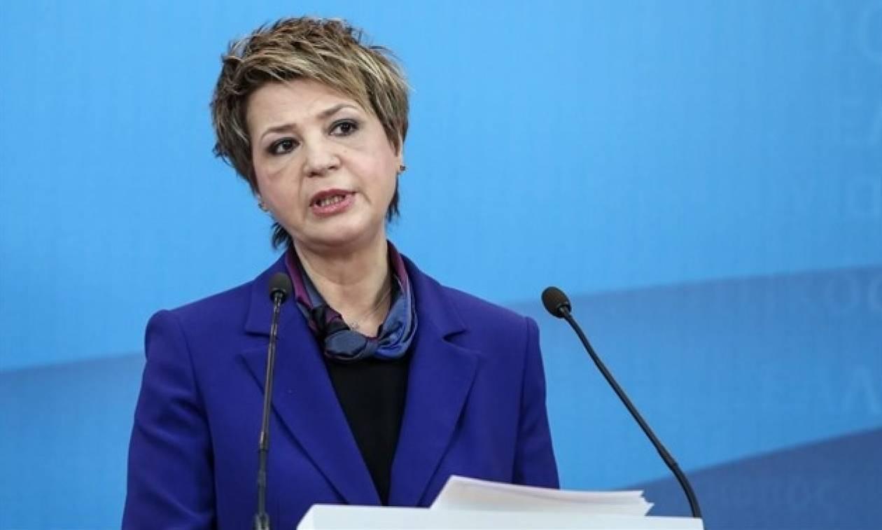 Γεροβασίλη: Συνδικαλιστές της ΝΔ καλούν σε αποχή από την αξιολόγηση