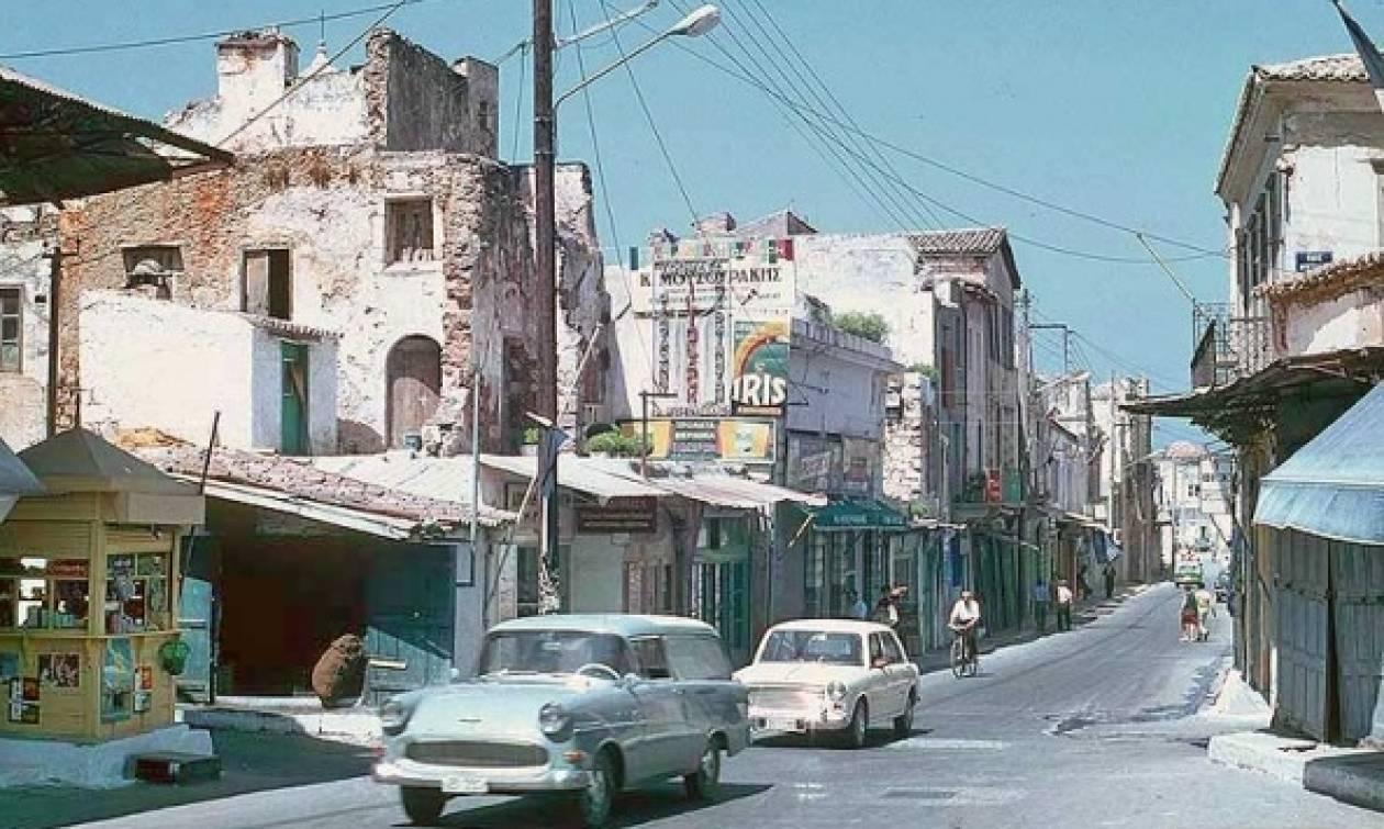 Αυτόν τον δρόμο τον αναγνωρίζεις; Τα Χανιά την δεκαετία του 60 μέσα από… οσκαρική ματιά! (pics)