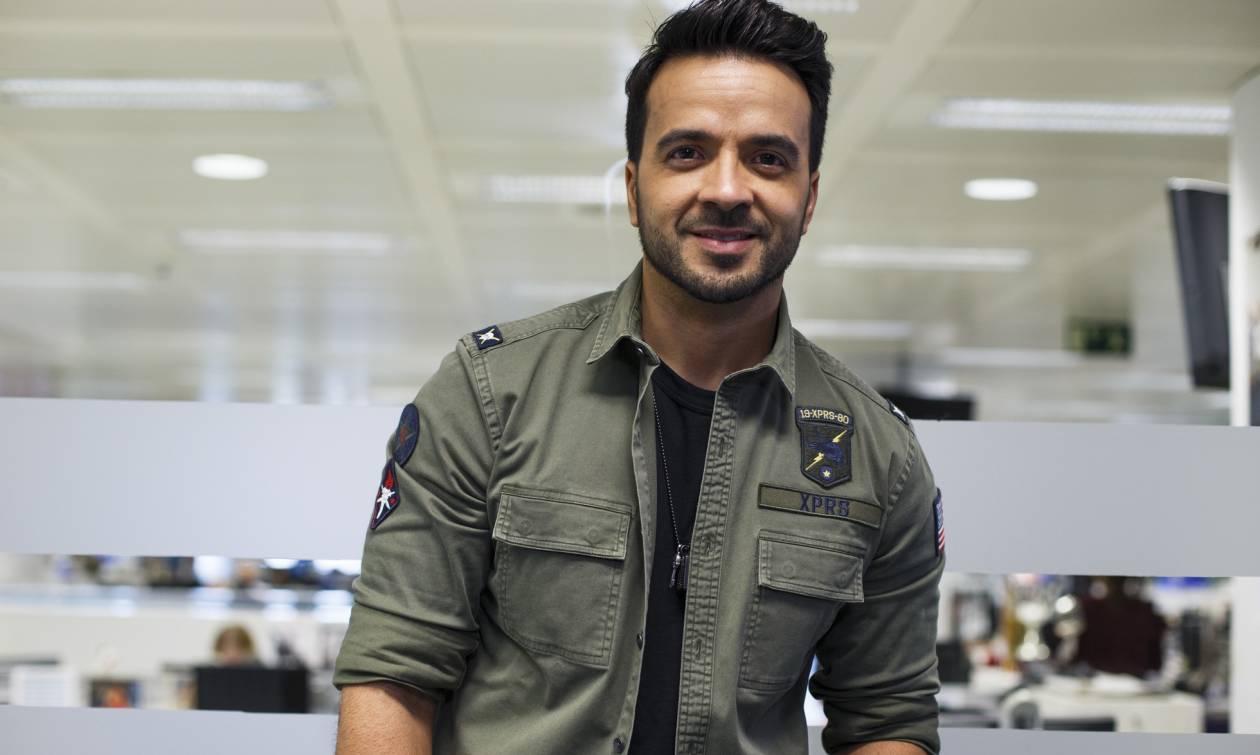 Στην Κύπρο ο τραγουδιστής του «Despacito» (pics)