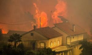 Στις φλόγες η Πορτογαλία - Τεράστια κινητοποίηση της πυροσβεστικής