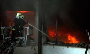 Τραγωδία: Δύο νεκροί από φωτιά σε οικία στον Πολιχνίτο Μυτιλήνης