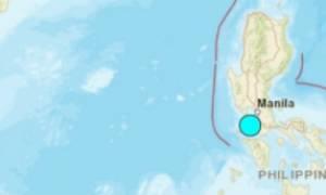 Σεισμός ΤΩΡΑ στις Φιλιππίνες: Σεισμική δόνηση 6,6 Ρίχτερ