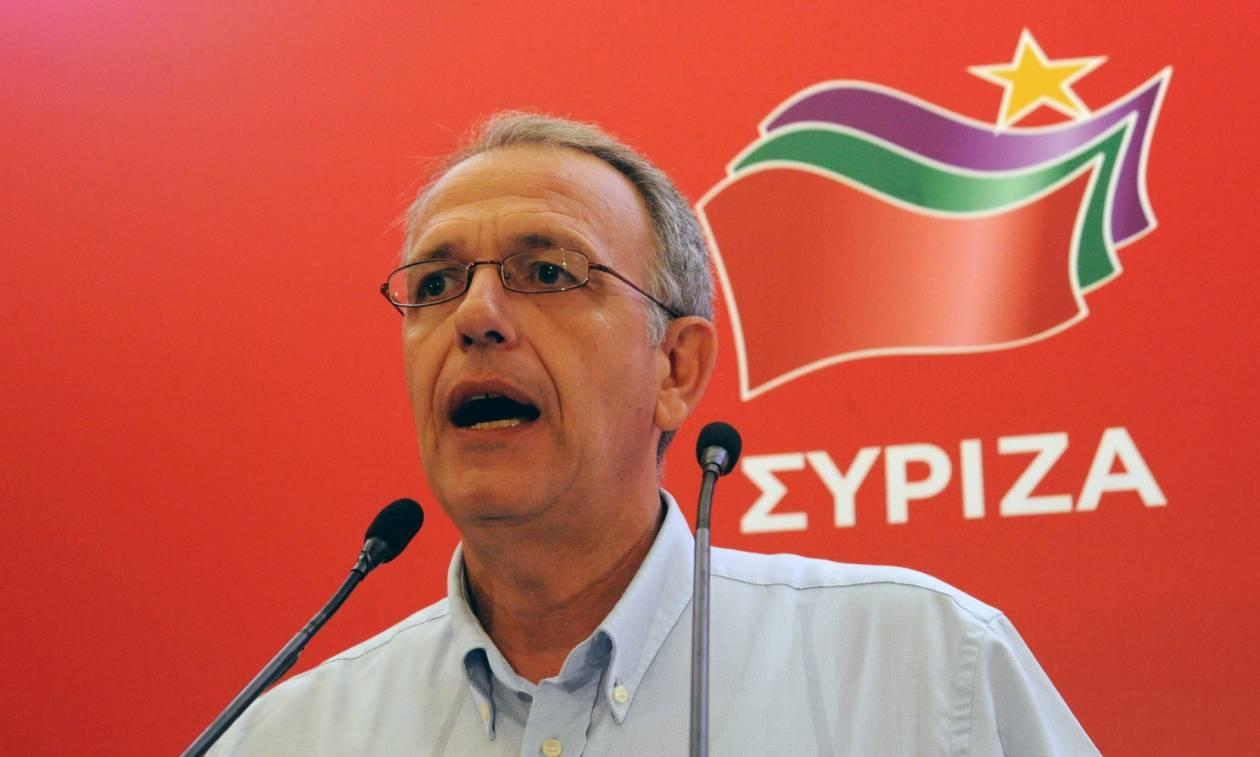 ΣΥΡΙΖΑ - Ρήγας: Η ΝΔ του Μητσοτάκη θυμίζει τη μετεμφυλιακή Δεξιά