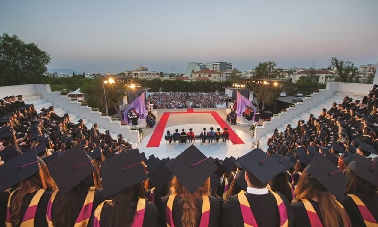 Πανεπιστήμιο Λευκωσίας - Το μεγαλύτερο σε αριθμό φοιτητών πανεπιστήμιο της Κύπρου