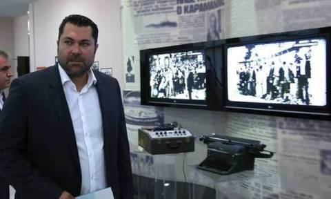 'We will insist on the issue of TV licencing', says gen sec for Information Kretsos