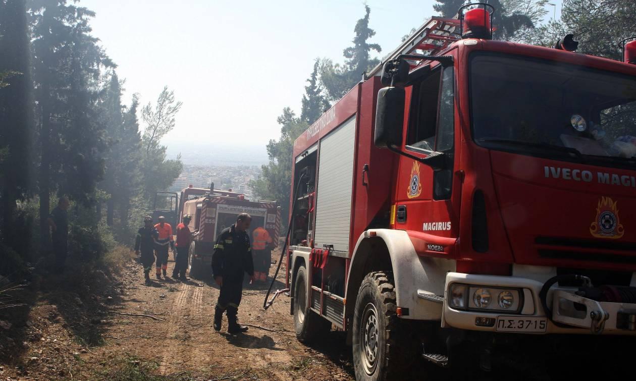 Πορτοκαλί συναγερμός για φωτιά! Ποιες περιοχές κινδυνεύουν αύριο Σάββατο (12/08)