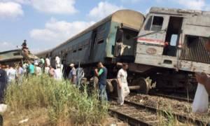 Τραγωδία στην Αίγυπτο: Τουλάχιστον 37 νεκροί και εκατοντάδες τραυματίες από σύγκρουση τρένων (pics)
