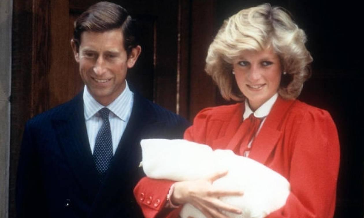 Το απίστευτο σχόλιο – «μαχαιριά» του Πρίγκιπα Charles στη Diana τη μέρα που γεννήθηκε ο Harry