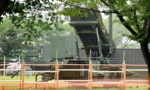 Επί ποδός πολέμου και η Ιαπωνία αναμένοντας επίθεση από τη Βόρεια Κορέα