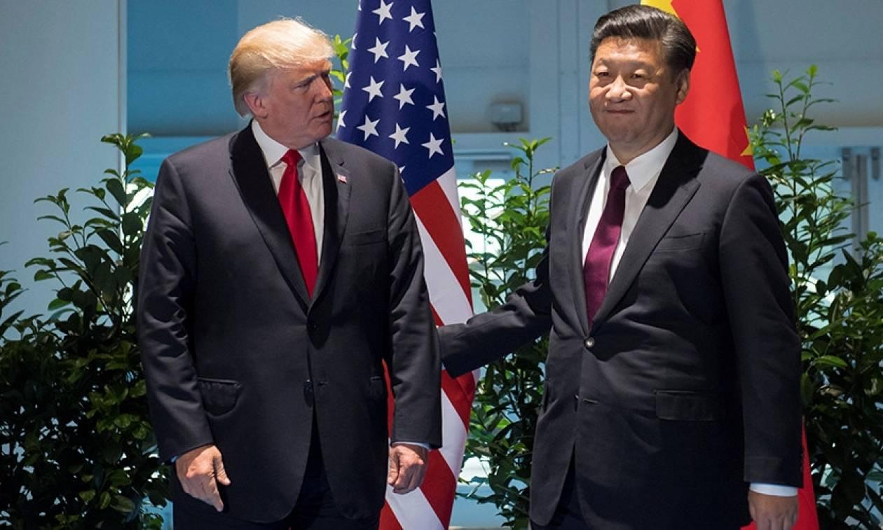 USA President and China President