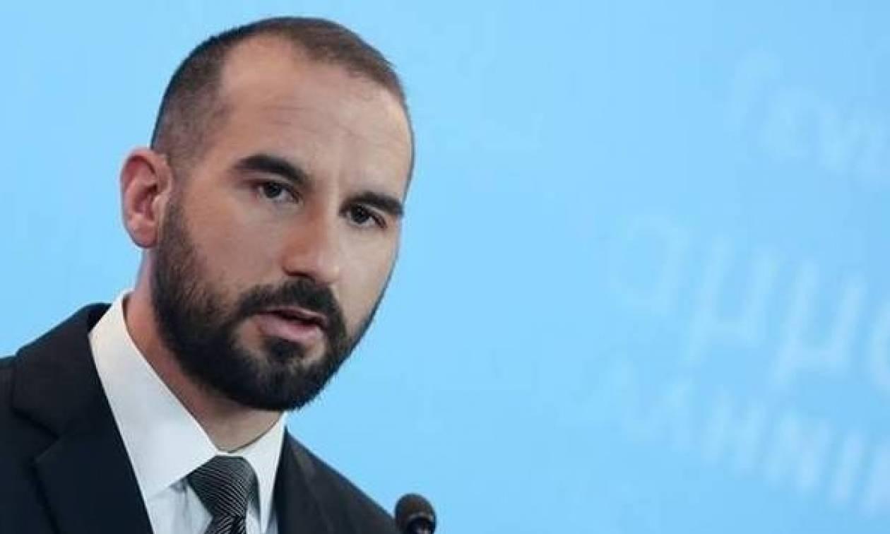 Τζανακόπουλος: Προτεραιότητα η έξοδος από το Μνημόνιο το 2018, χωρίς νέες επιβαρύνσεις