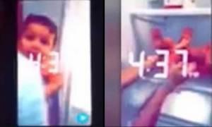 Σοκαριστικό βίντεο: Μπέιμπι-σίτερ έβαλαν το μωρό στο ψυγείο για να σταματήσει να κλαίει