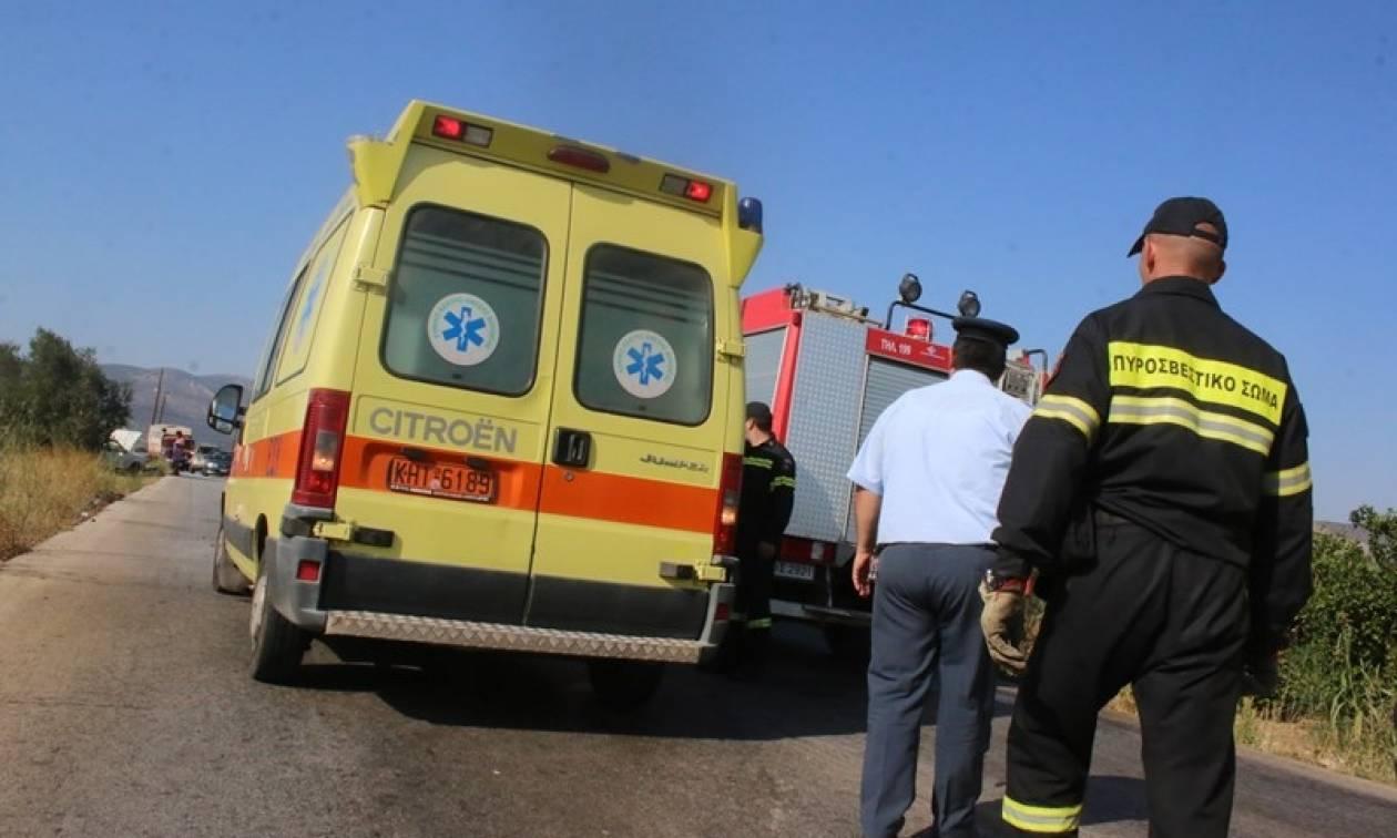 Τραγωδία στη Μαγνησία με μία νεκρή και δύο τραυματίες