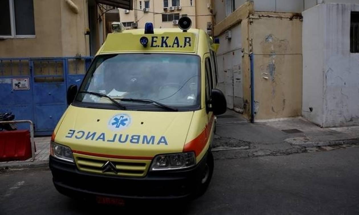 Τραγωδία στα Τρίκαλα: Γυναίκα έπεσε από μπαλκόνι