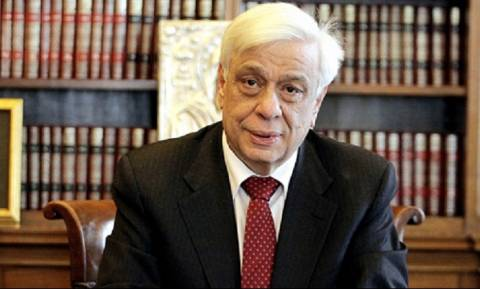 Greeks' sacrifices were recognised at last, said President Pavlopoulos