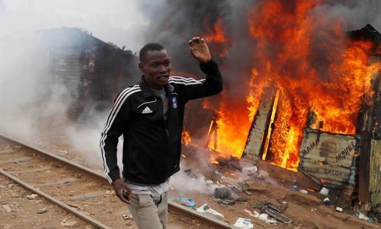 Χάος στην Κένυα: Αίμα και βία μετά τις προεδρικές εκλογές