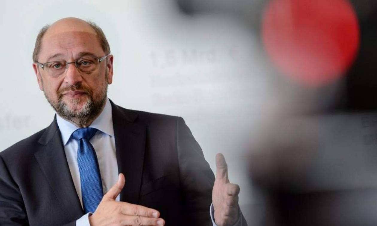 Ο Σουλτς δηλώνει ότι μπορεί να νικήσει τη Μέρκελ στις εκλογές