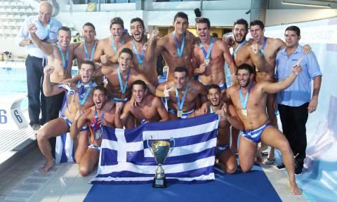 Πόλο: Η Ελλάδα στην κορυφή του κόσμου!