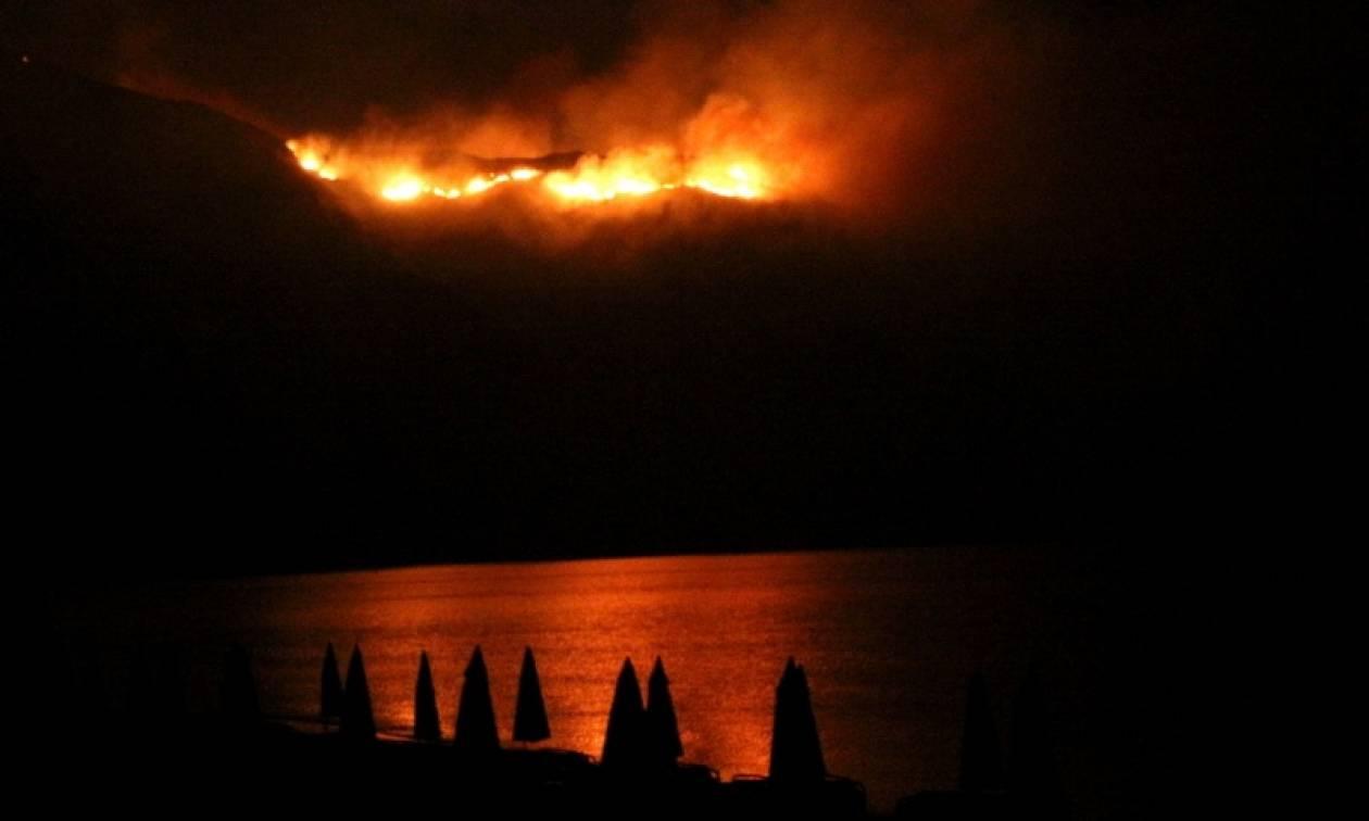 Φωτιά ΤΩΡΑ: Ο δήμος ζητά να κηρυχθεί η Ζάκυνθος σε κατάσταση εκτάκτου ανάγκης