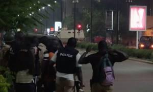 Μακελειό στη Μπουρκίνα Φάσο: 17 νεκροί σε επίθεση σε τουρκικό εστιατόριο