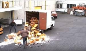 Viral: Αυτά είναι τα καλύτερα εργατικά Fail βίντεο του Αυγούστου