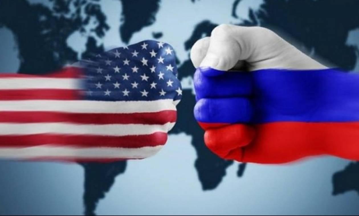 Οι ΗΠΑ βάζουν περιορισμούς στις μετακινήσεις Ρώσων διπλωμάτων