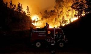 Στο έλεος των πυρκαγιών και η Πορτογαλία - Ζητάει την βοήθεια της Ισπανίας