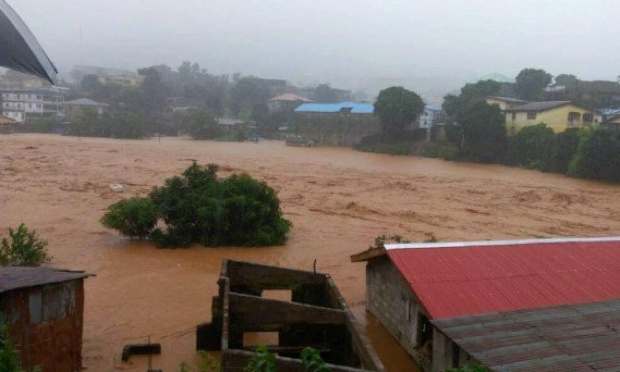 Σκηνές Αποκάλυψης: Τουλάχιστον 300 νεκροί από πλημμύρες