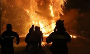 Δεκαπενταύγουστος 2017 – Φωτιές: Βοήθα Παναγιά - Η Ελλάδα καίγεται κι ο ΣΥΡΙΖΑ πάει διακοπές