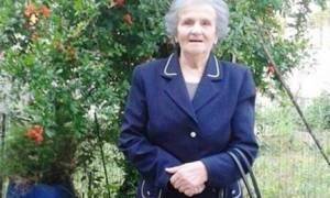 Αίγιο: Τραγικό τέλος για την 88χρονη που είχαν χαθεί τα ίχνη της