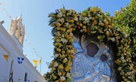 В Греции празднуют Успение Богородицы