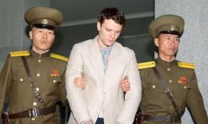 Διαπραγματευτικό χαρτί για τη Βόρεια Κορέα οι Αμερικανοί κρατούμενοι στις φυλακές της Πιονγκγιάνγκ