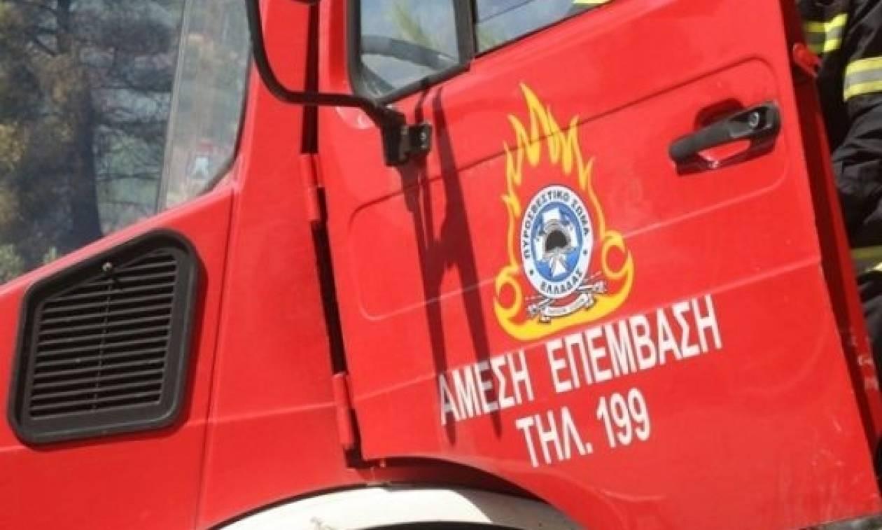 Συναγερμός για φωτιά στην Αργυρούπολη