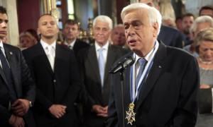 Δεκαπενταύγουστος-Παυλόπουλος: Εκκλησία και οικογένεια έχουν αποτρέψει τη ρήξη του κοινωνικού ιστού