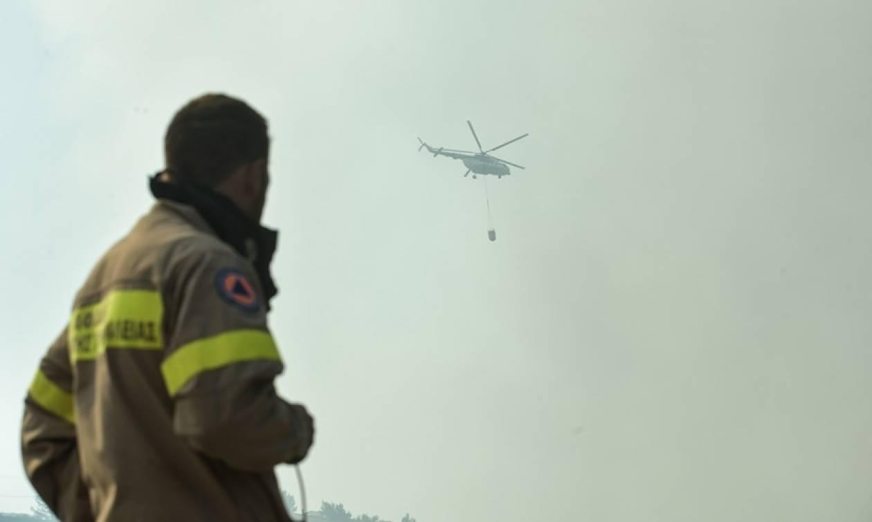 Φωτιά Τώρα: Πυροσβεστική δύναμη στέλνει η Κύπρος στην Ελλάδα