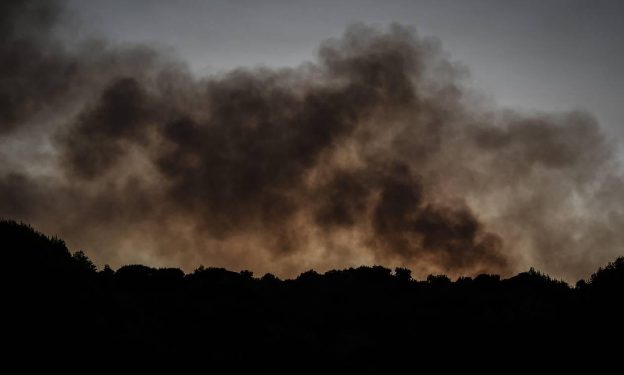 Φωτιά LIVE: Τρίτη μέρα καταστροφής και ολέθρου στο Καπανδρίτι