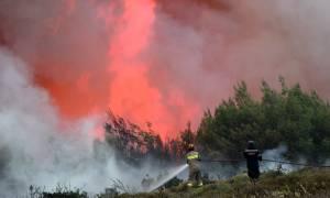 Φωτιά Τώρα: Προσοχή! Αυτοί οι δρόμοι της Αττικής είναι κλειστοί