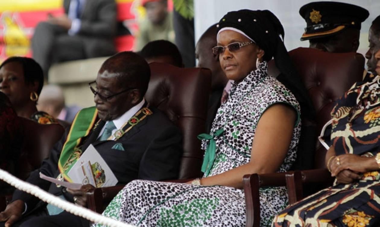 Ζιμπάμπουε: Αγνοείται η Πρώτη Κυρία της χώρας
