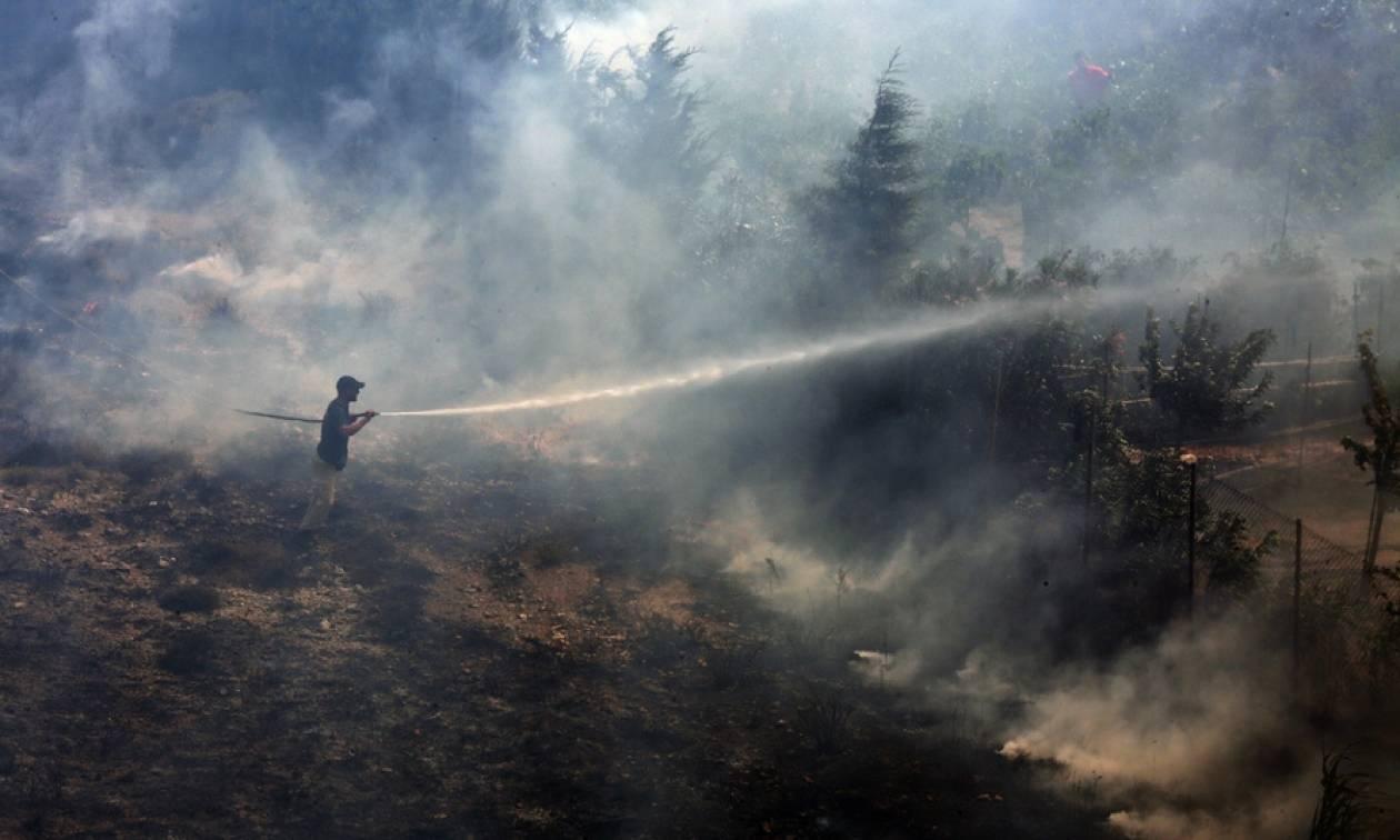 Συμβαίνει ΤΩΡΑ: Νέα αναζωπύρωση στο Καπανδρίτι - Ανεξέλεγκτο το μέτωπο