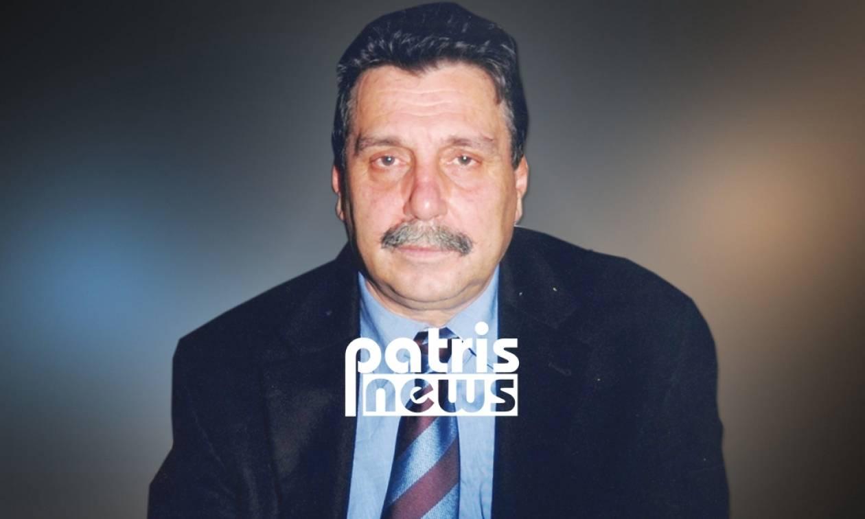 Θλίψη: Έφυγε από τη ζωή ο Ανδρέας Μουσταφέρης