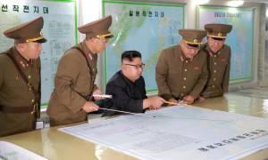 Αναβάλλει η Βόρεια Κορέα το σχέδιο εκτόξευσης πυραύλων κατά των ΗΠΑ (pics)