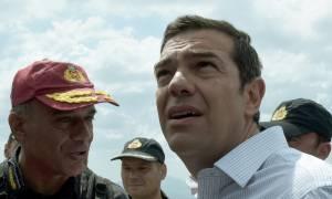 Φωτιά LIVE: Η απίστευτη δήλωση του Τσίπρα που… άναψε φωτιές!