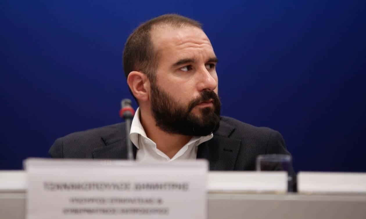 Τζανακόπουλος εναντίον Τσαβούσογλου: Δεν θα επιτρέψουμε καμία αμφισβήτηση των ελληνικών συνόρων
