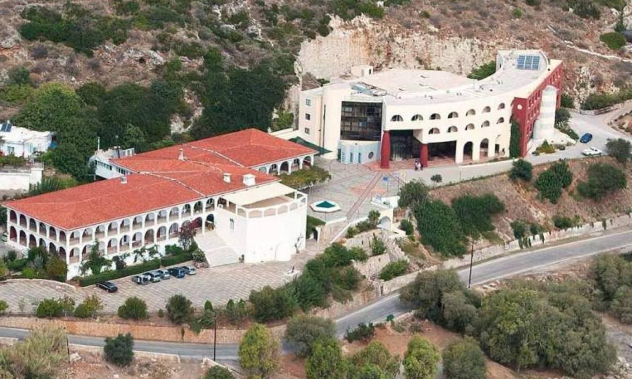 Ξεκίνησε το Παγκόσμιο Συνέδριο Φυσικής στην Ορθόδοξο Ακαδημία Κρήτης