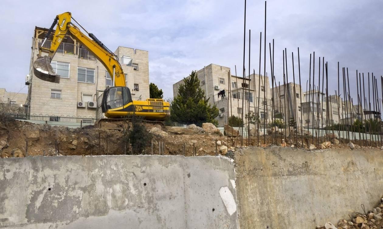 Δυτική Όχθη: Βίαια επεισόδια με αφορμή την κατεδάφιση του σπιτιού ενός Παλαιστίνιου