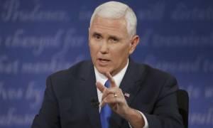Ανεβαίνουν και πάλι οι τόνοι - Αντιπρόεδρος ΗΠΑ: Όλες οι επιλογές στο τραπέζι για την Βόρεια Κορέα