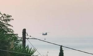 Φωτιά ΤΩΡΑ: Μαίνεται η πυρκαγιά στην Κεφαλονιά – Σώθηκαν τελευταία στιγμή τα χωριά (pics & vids)