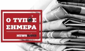 Εφημερίδες: Διαβάστε τα πρωτοσέλιδα των εφημερίδων (17/08/2017)